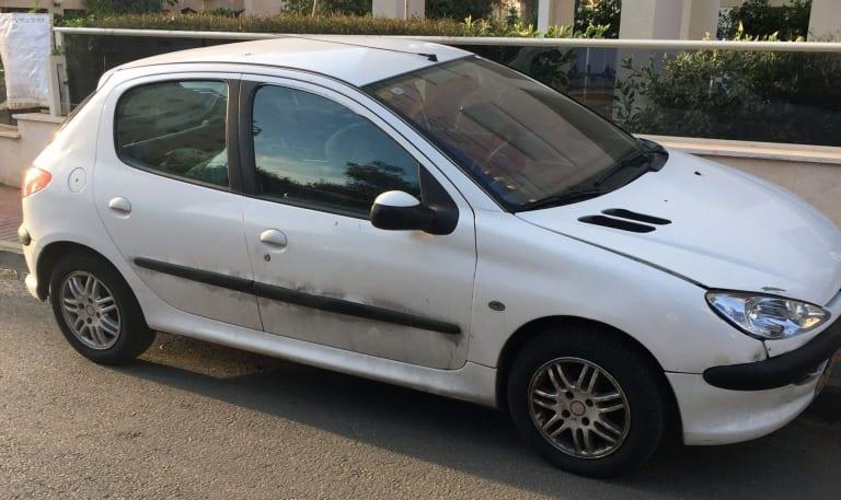 israel car Brian Witmer