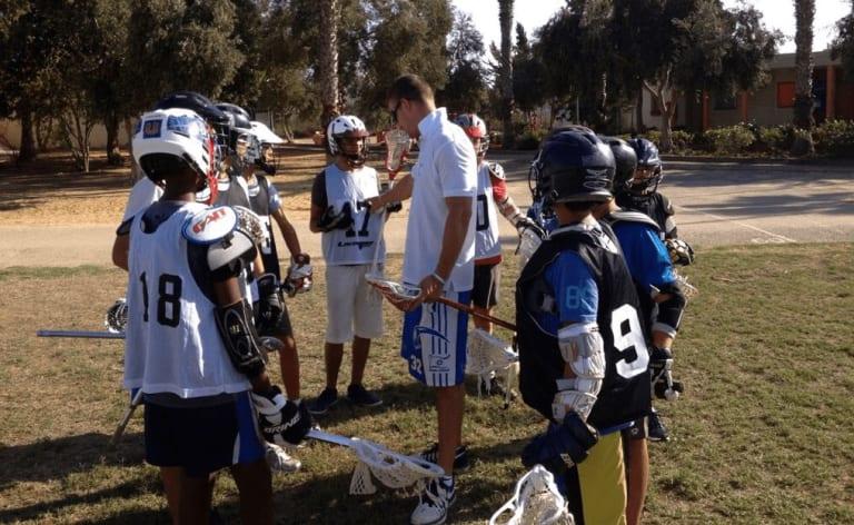 Dan Leventhal Israel Lacrosse