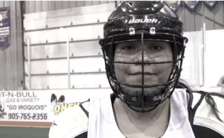 women's box lacrosse