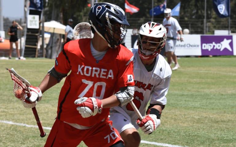 korea denmark lacrosse top photos green group