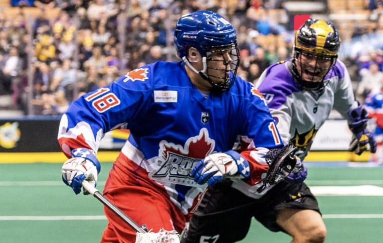 toronto rock nll national lacrosse league box lacrosse pro lacrosse