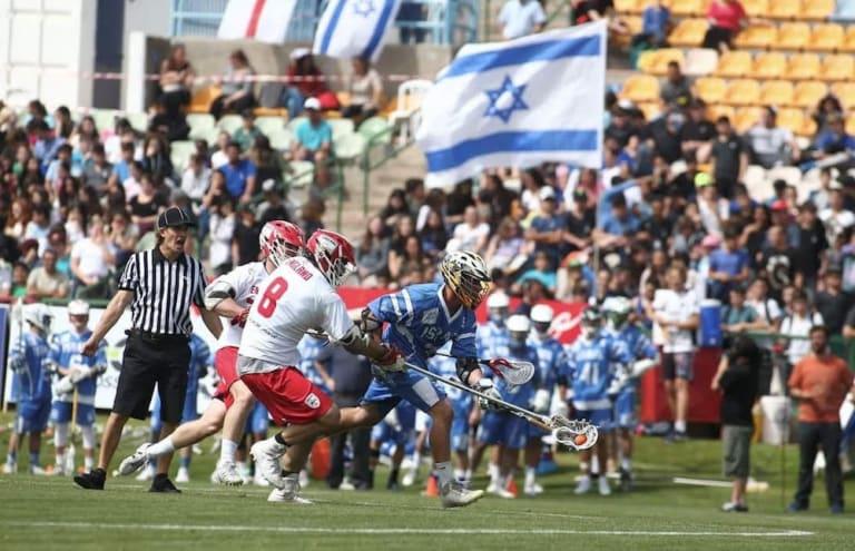 israel lacrosse