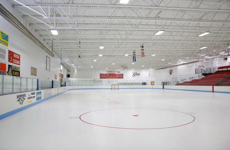 RBLL Colorado Springs Wolves arena