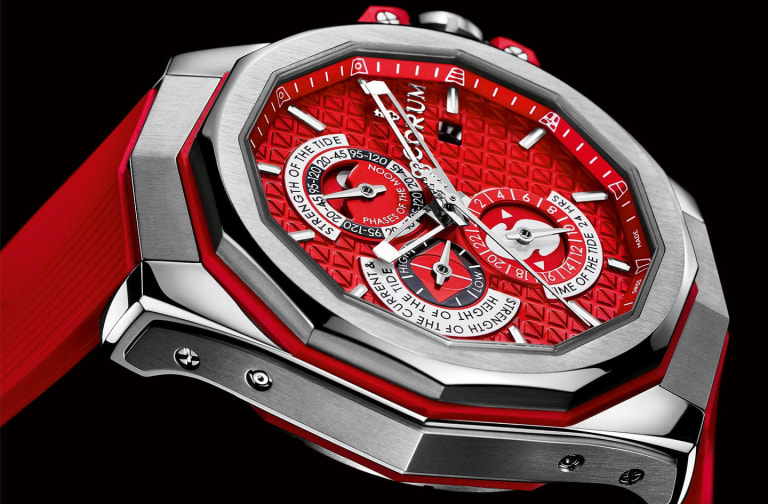 Corum Watches - Official Timekeeper of World Lacrosse Championships