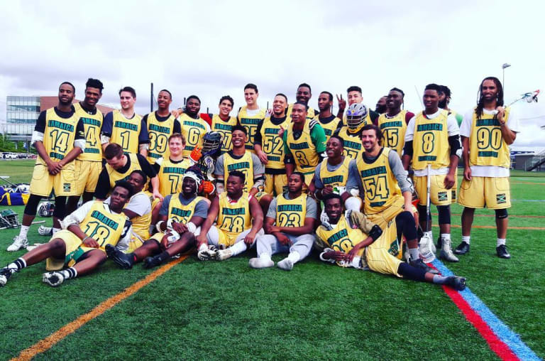 Team Jamaica 2018 World Lacrosse Championships roster announcement