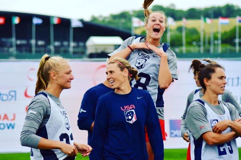 alice mercer team usa 2017 world cup