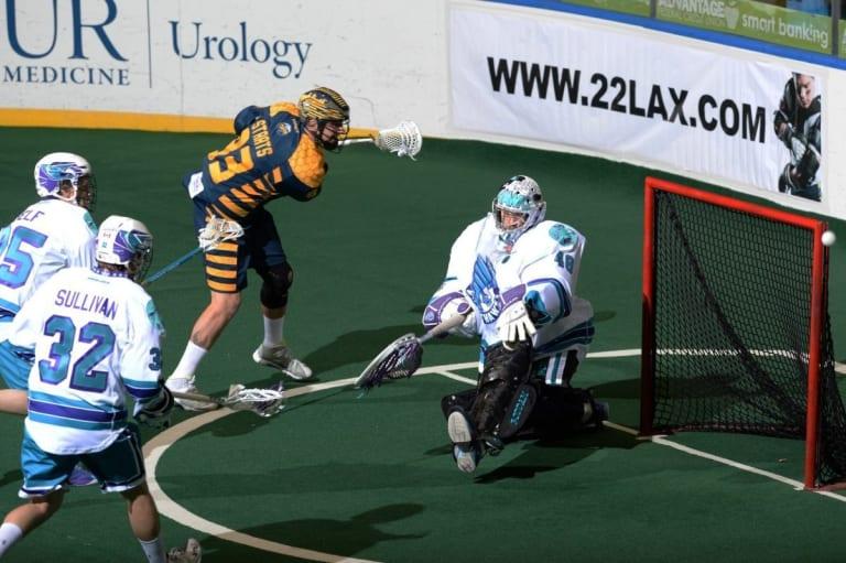 Georgia Swarm vs Rochester Knighthawks NLL Week 5 Photo Credit: Micheline V / Rochester Knighthawks