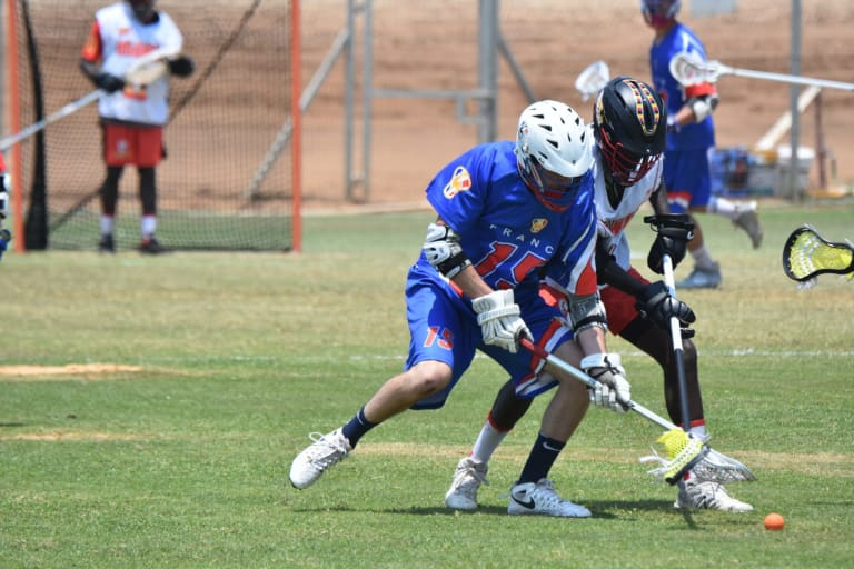 france uganda top photos green group 2018 fil men's world lacrosse championships