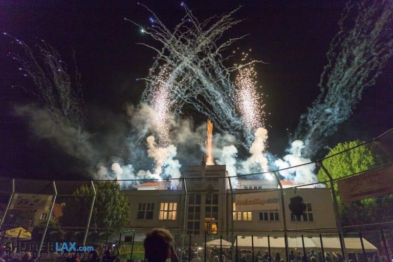 Prague Radotin Firework 2018 Ales Hrebesky memorial