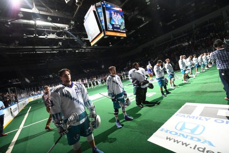 Rochester Knighthawks NLL 2018 Photo: Micheline V