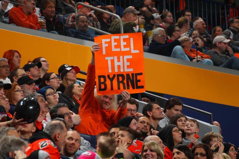 Josh Byrne Buffal Bandits
