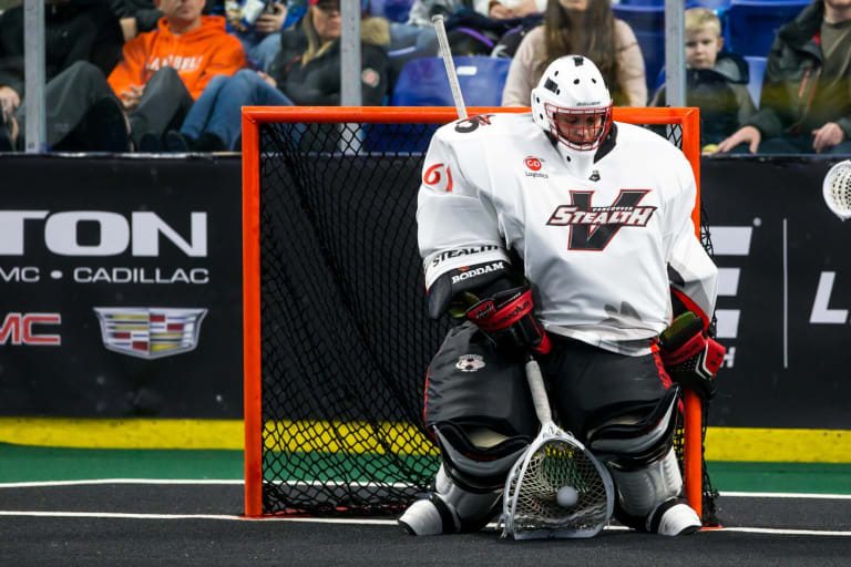 Eric Penney, Vancouver Stealth.