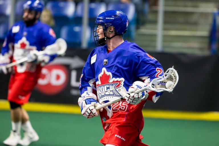 Dan Craig Toronto Rock NLL 2018 Photo: