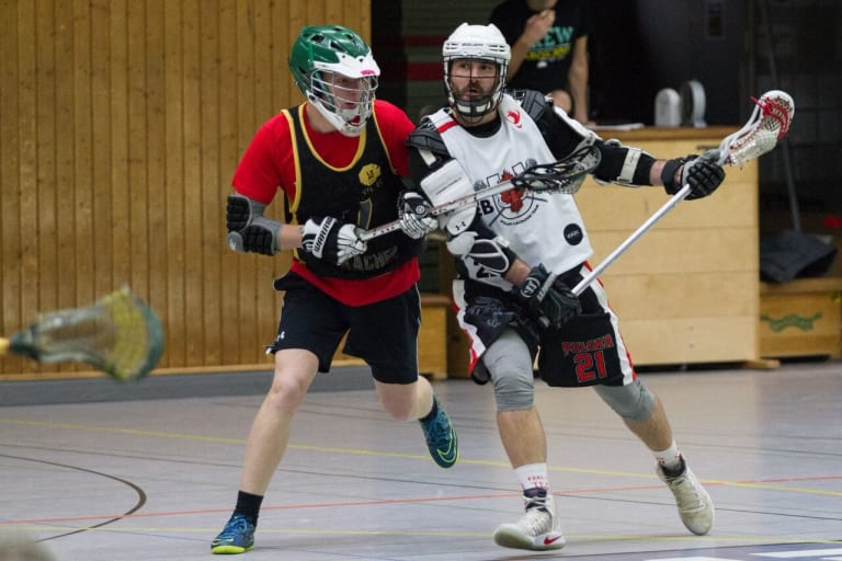 LaBox lacrosse Gottingen Germany 2017 Brian Witmer