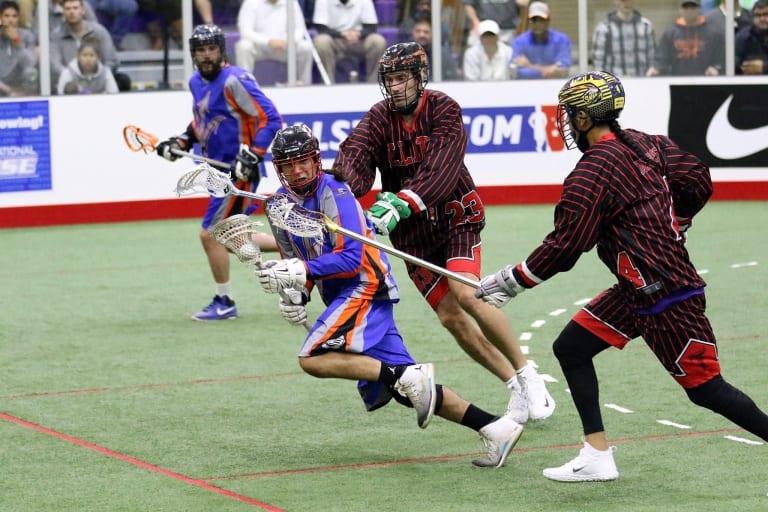 LASNAI Lacrosse All Stars North American Invitational 2017 LaxAllStars House Team Rochester River Monsters