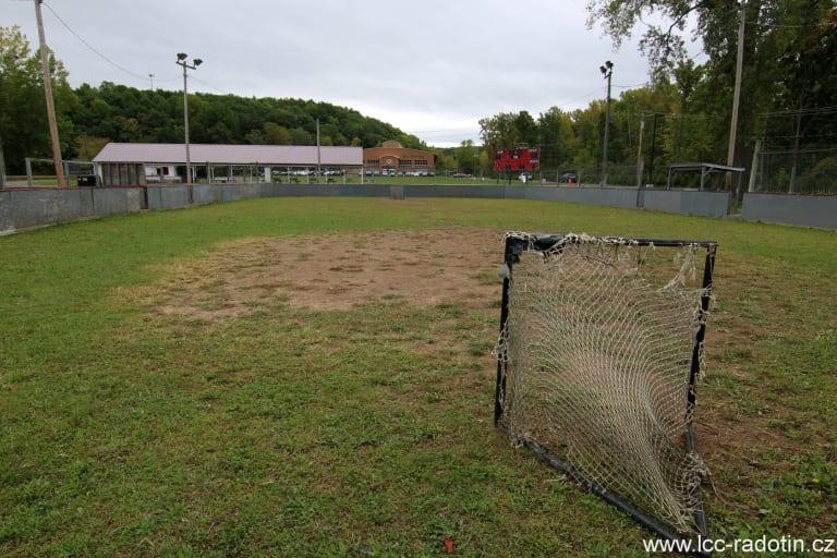 Where the game and box lacrosse tournaments originated