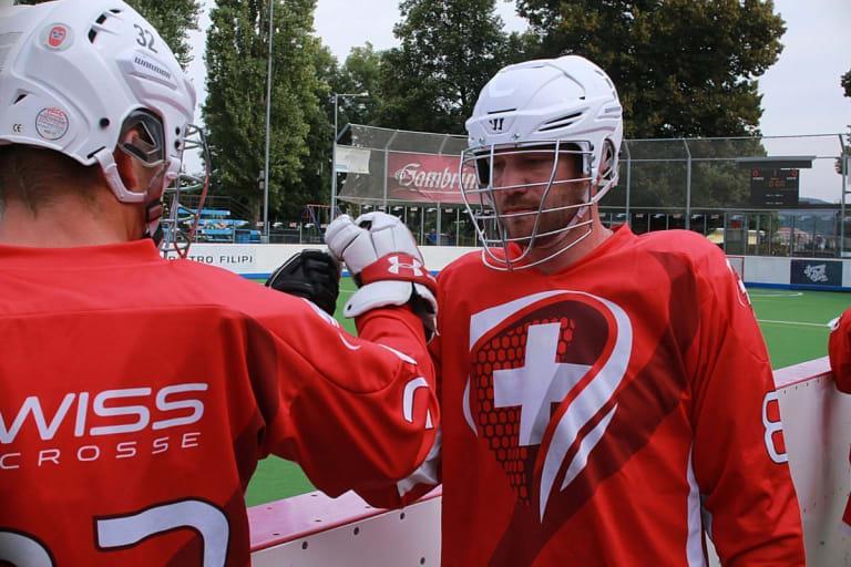 Swiss box lacrosse chocolax