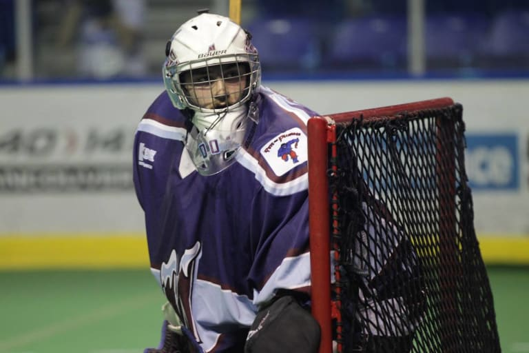 Calgary Mountaineers Minto Cup 2016 Photo: Canadian Lacrosse Association