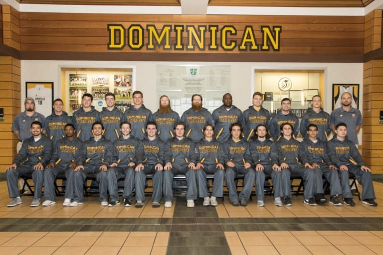 Dominican Lacrosse 2016 MCLA