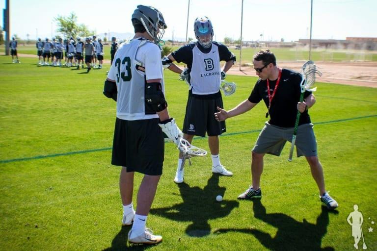 Trilogy Lacrosse Spring Training