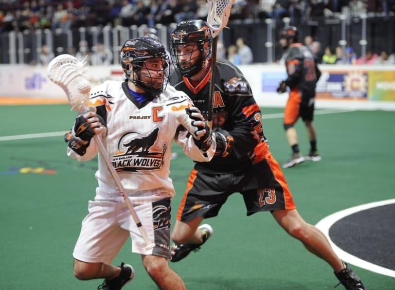 New England Black Wolves vs Buffalo Bandits Week 5 NLL
