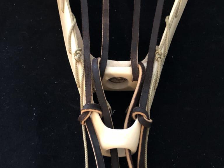 the barney vintage lacrosse head #thegopherproject