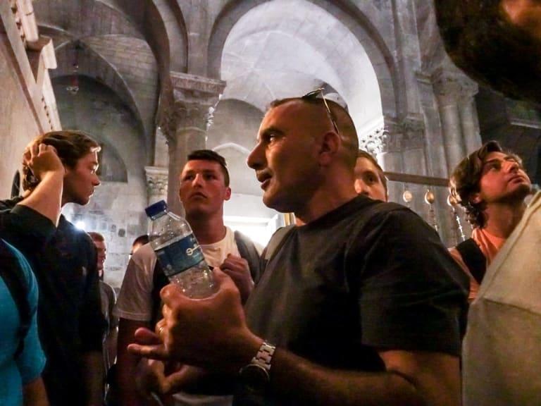 World Lacrosse Interns Experience Sights, Sounds of Jerusalem at FIL World Games