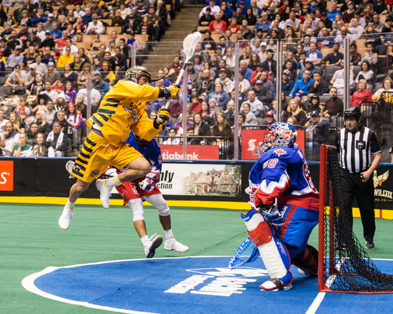 nll week 3 winners and losers lyle thompson georgia swarm toronto rock national lacrosse league nll