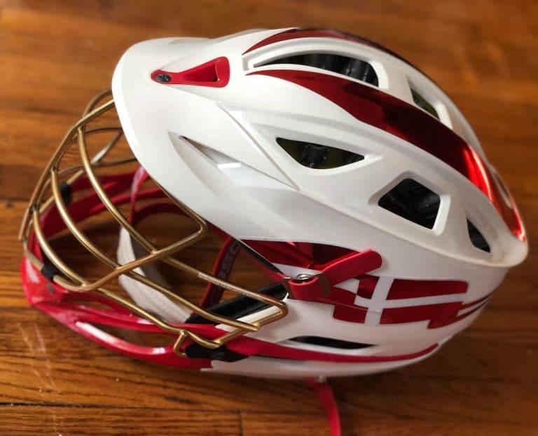 Story of a Danish Helmet: A Complete Team Effort Denmark Lacrosse