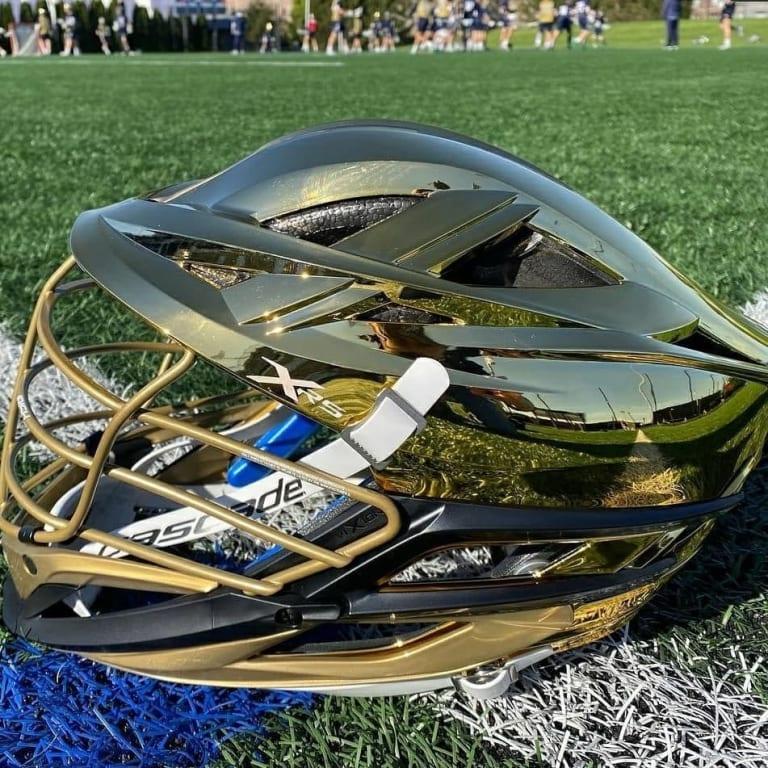 lacrosse helmet rankings Notre Dame