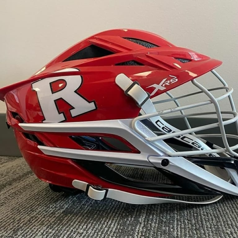 lacrosse helmet rankings Rutgers