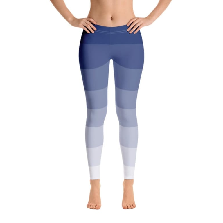 womens fade leggings shopping sunday