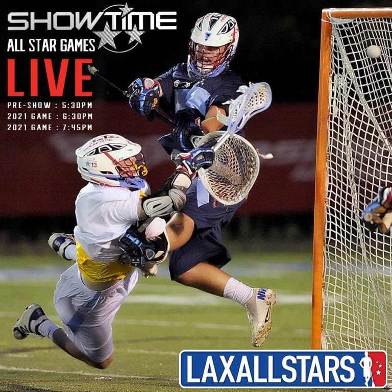 SHOWTIME Lacrosse All Star Games