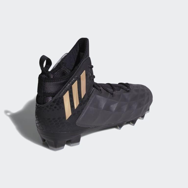 adidas Freak Lax Mid Cleats Black