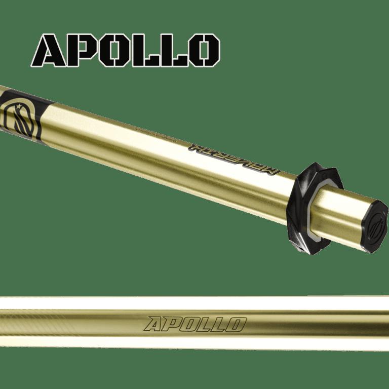 Apollo lacrosse shaft