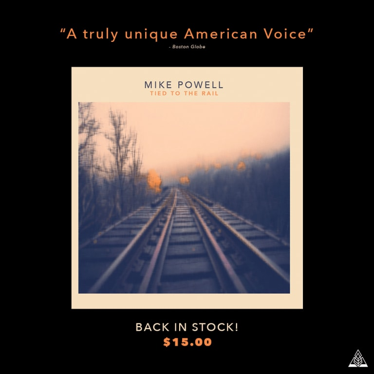 Mike Powell: Tied To The Rail