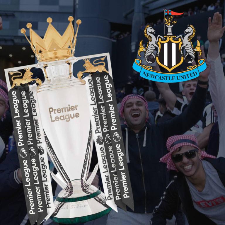 When will Newcastle win the Premier League title?