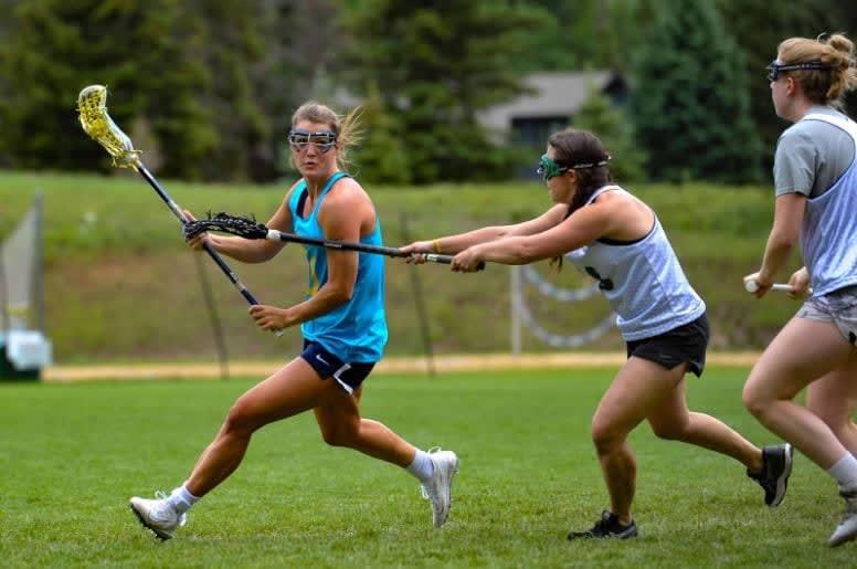 Women's elite men's elite vail lacrosse shootout 2021