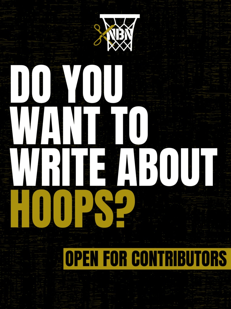 Basketball writing opportunities looking for contributors