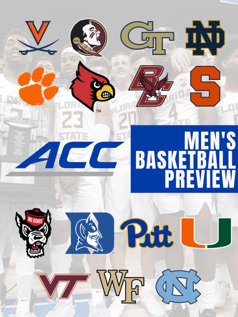 ACC men's basketball preview 2021-22