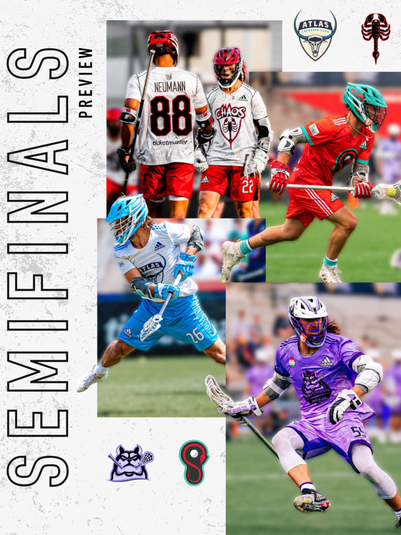 2021 PLL Semifinal preview