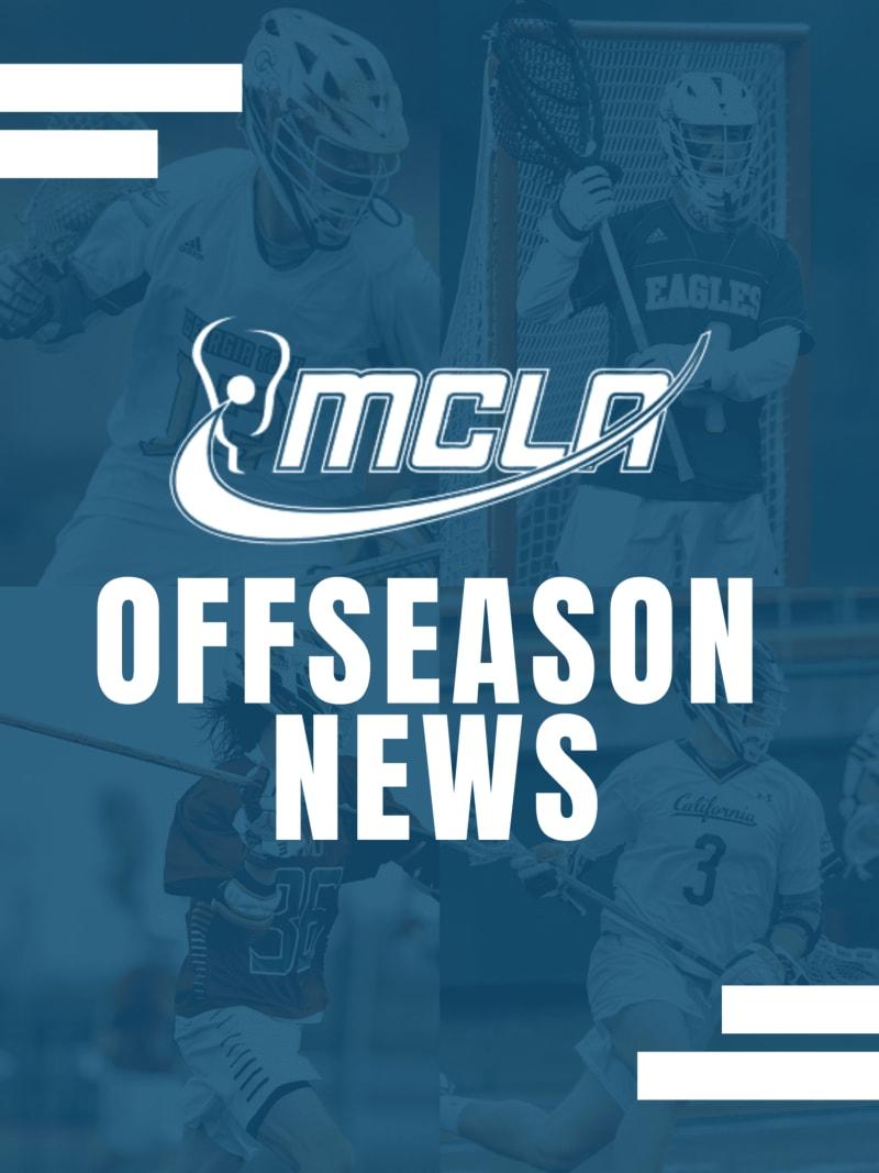 MCLA offseason news 2021