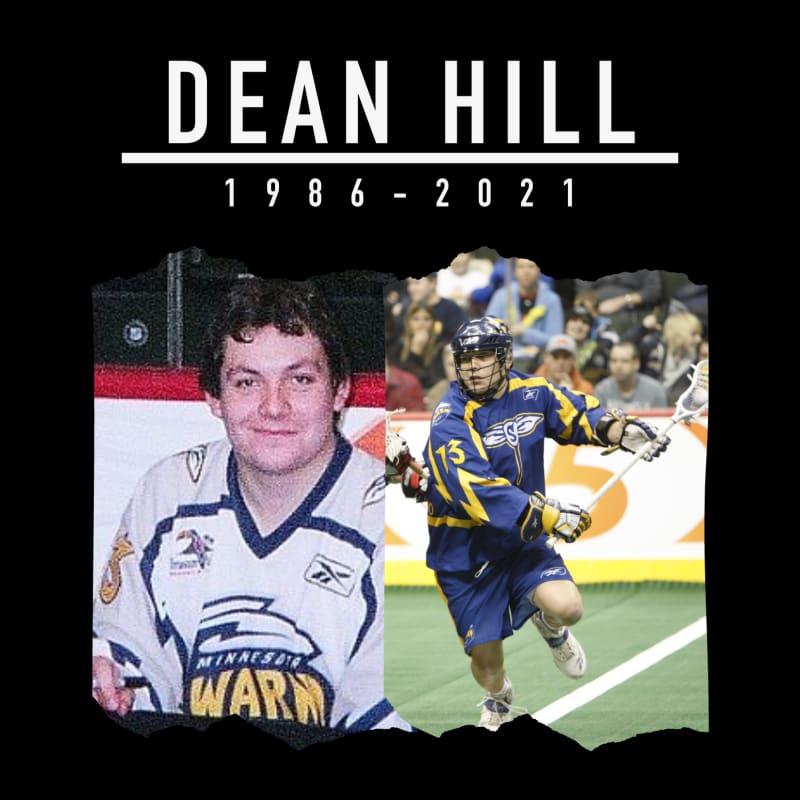 Dean Hill lacrosse