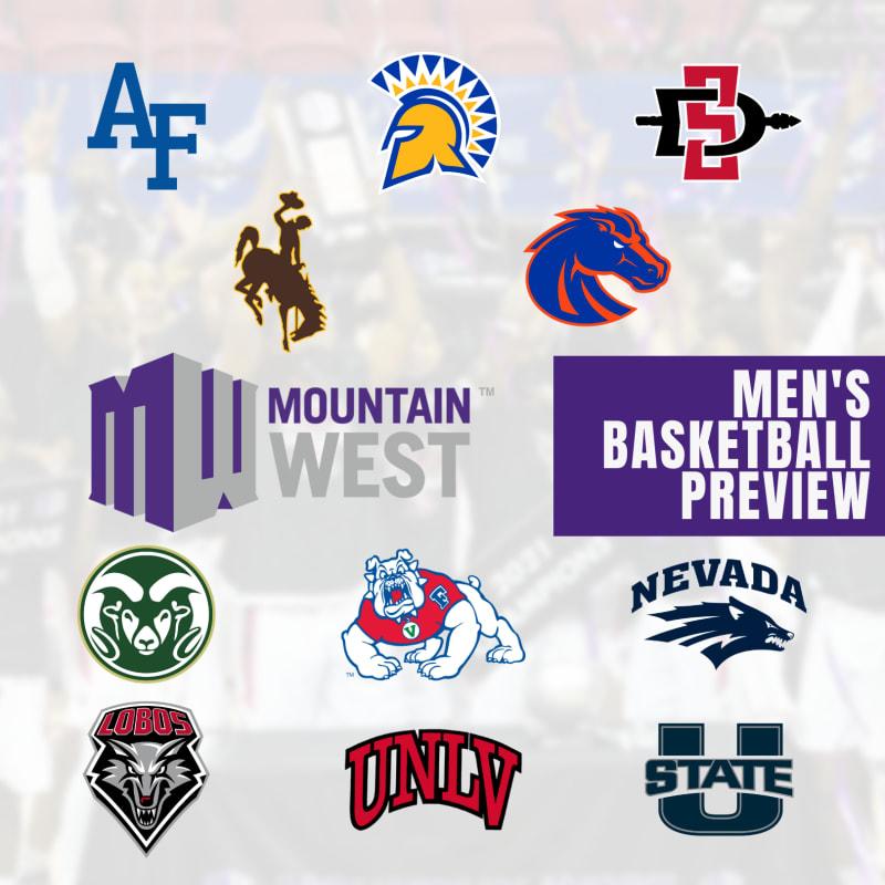 Mountain West men's basketball preview 2021-22
