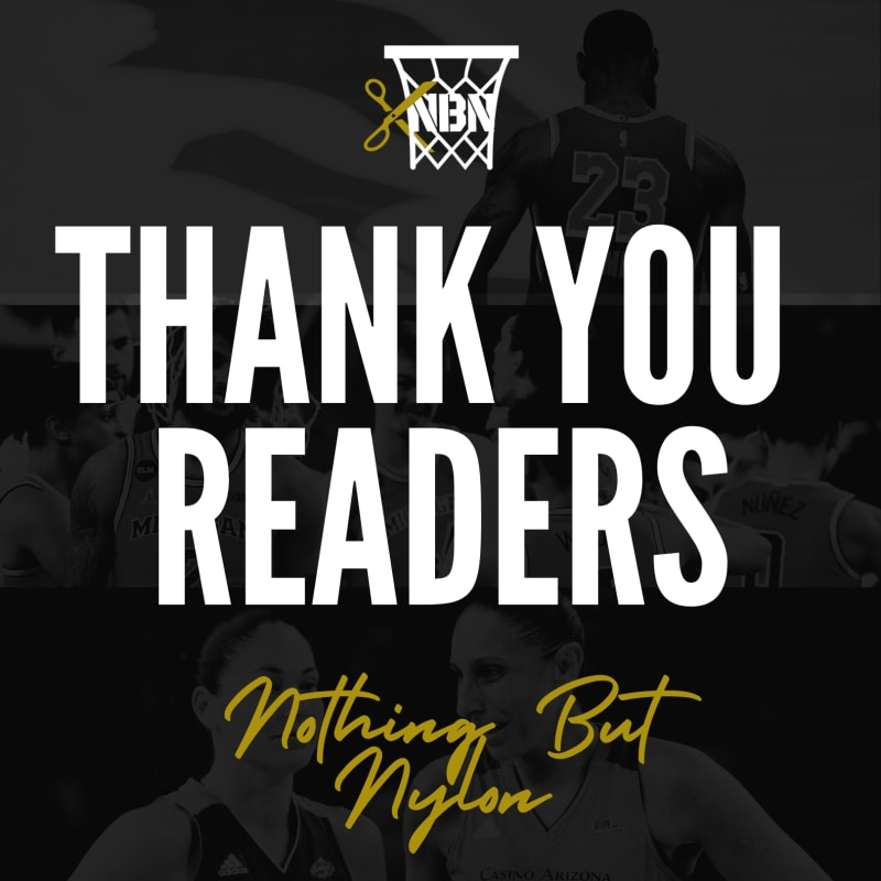 Nothing But Nylon thank you