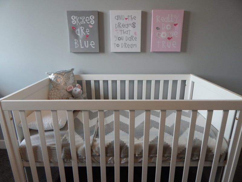 nursery, baby room, how to decorate your nursery, tips and ideas for decorating a nursery