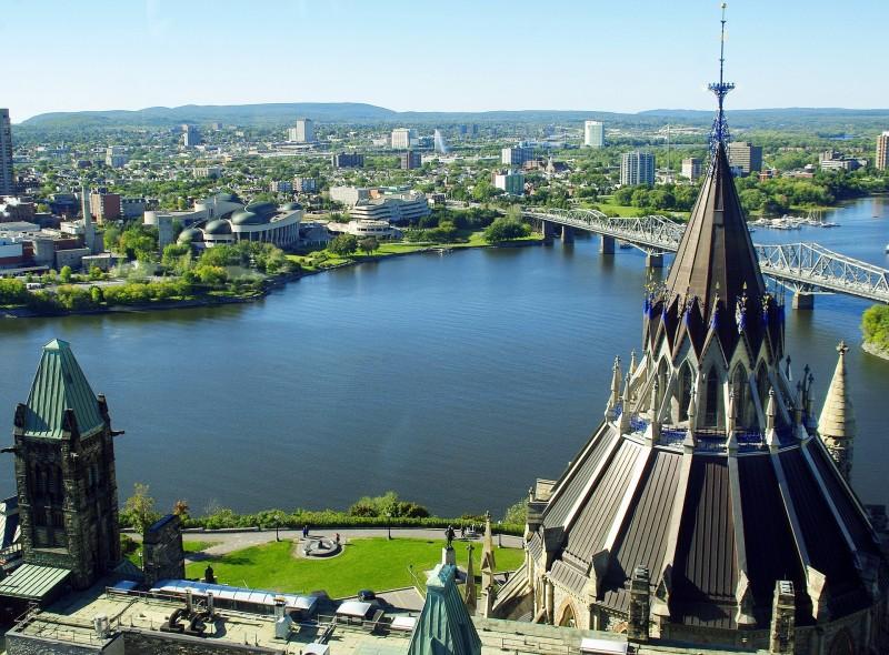 Ottawa, Canada, Ontario, where are millennials living in Canada?, where are millennials living in Ontario?, where millennials are living in Ontario, top cities for millennials in Ontario, Parliament Hill, affordable cities for millennials in Ontario, affordable cities, affordable cities for millennials in Canada