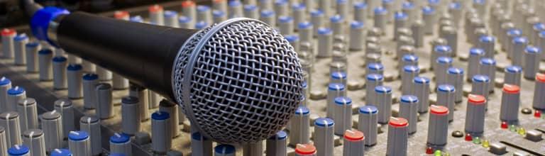 Mikrofoni ja mikseri
