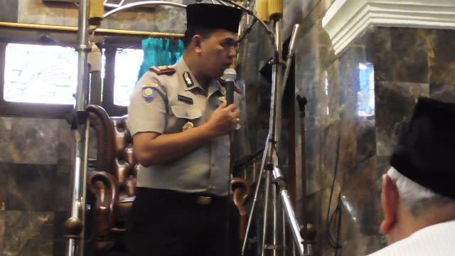 AKBP Jajang Hasan Bisri - KBO Binmas Polda Metro Jaya