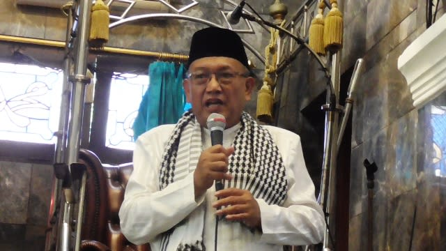 KH. Ahmad Syafii Mufid -Keta FKUB Provinsi DKI Jakarta